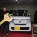 兵庫県姫路市S様 N-BOX カーリース